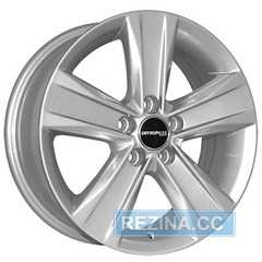 Купить REPLICA VOLKSWAGEN 492 S R14 W6 PCD5x100 ET38 DIA57.1