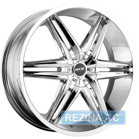 MI-TECH (MKW) M-106 CHROME - rezina.cc