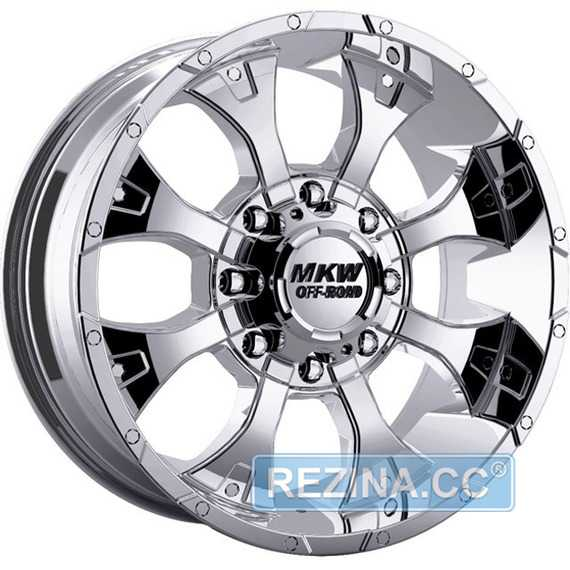 MI-TECH M 85 CHROME - rezina.cc