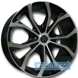 Купить MARCELLO AIM 250 AM/B R15 W6.5 PCD4x114.3 ET38 DIA73.1