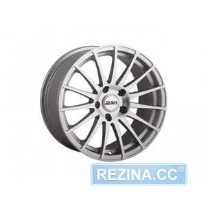 Купить DISLA TURISMO 720 S R17 W7.5 PCD4x100/108 ET40 DIA72.6