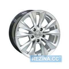 RW (RACING WHEELS) H 393 Silver - rezina.cc
