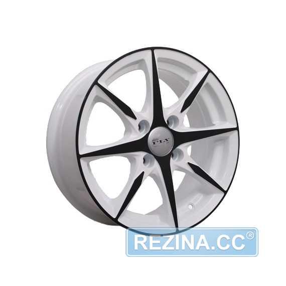 STORM SM-3210 CA-WPB (White Polished with Black) - rezina.cc