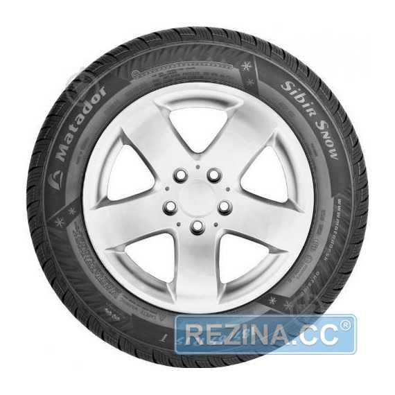 Зимняя шина MATADOR MP92 Sibir Snow SUV - rezina.cc