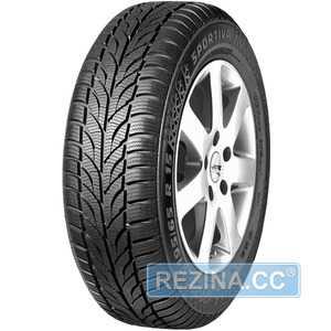 Купить Зимняя шина SPORTIVA Snow Win 235/60R18 107H