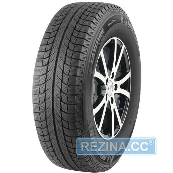 Зимняя шина MICHELIN Latitude X-Ice 2 - rezina.cc