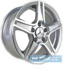 Купить Легковой диск ALLANTE 505 MS R15 W6.5 PCD5x112 ET35 DIA66.6