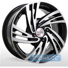 Купить Lawu RX 557 MB R13 W5.5 PCD4x98 ET35 DIA58.6