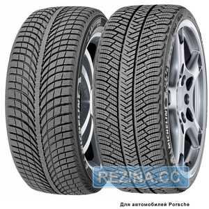 Купить Зимняя шина MICHELIN Latitude Alpin 2 (LA2) 255/55R18 109H
