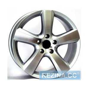 Купить WSP ITALY DHAKA W451 SILVER POLISHED R18 W8 PCD5x120 ET57 DIA65.1