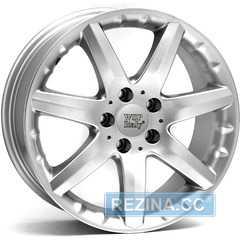 Купить WSP ITALY 738 SILVER R16 W7 PCD5x112 ET30 DIA66.6