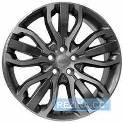 Купить WSP ITALY 2358 ANTHRACITE POLISHED R20 W8.5 PCD5x120 ET47 DIA72.6