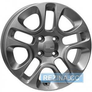 Купить WSP ITALY FIAT BARI W165 S R14 W5.5 PCD4x98 ET35 DIA58.1