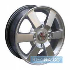 Купить RS WHEELS Wheels Classic 501 S R13 W4.5 PCD4x114.3 ET44 DIA69.1