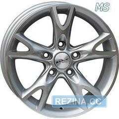 Купить RS WHEELS Wheels Tuning 518J MS R15 W6.5 PCD5x114.3 ET35 DIA67.1