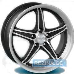 Купить ALEKS F219 MBM R16 W7 PCD5x112 ET40 DIA73.1