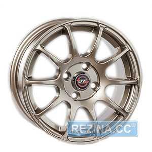 Купить JT 2024 Bronze R14 W6 PCD4x98 ET38 DIA58.6
