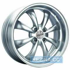 Купить AVUS GB-EVO Hyper Silver R17 W7 PCD4x100 ET42 DIA56.1