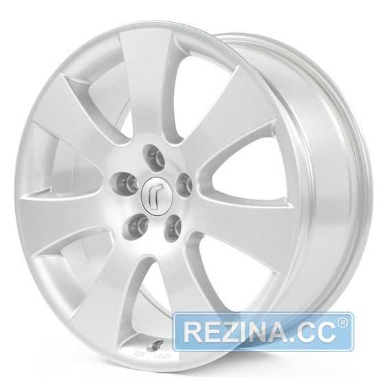 RONDELL 0045 Silber Lackiert - rezina.cc