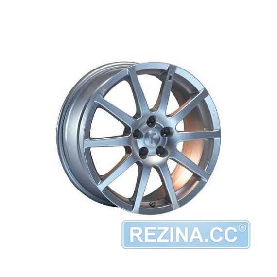 RONDELL 0036 Silber Lackiert - rezina.cc