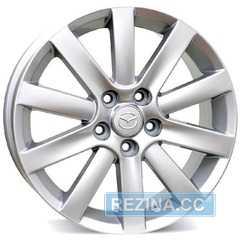 Купить REPLICA FR-891 S R16 W6.5 PCD5x114.3 ET50 DIA67.1