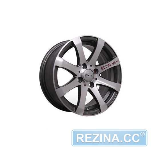 Купить STORM SM-3203 GP(R)Z R13 W5.5 PCD4x98 ET30 DIA58.6
