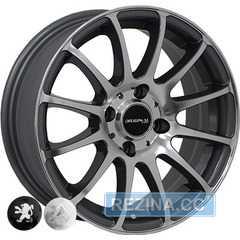 Купить TRW -Z845 DGMF R15 W6 PCD4x108 ET20 DIA65.1