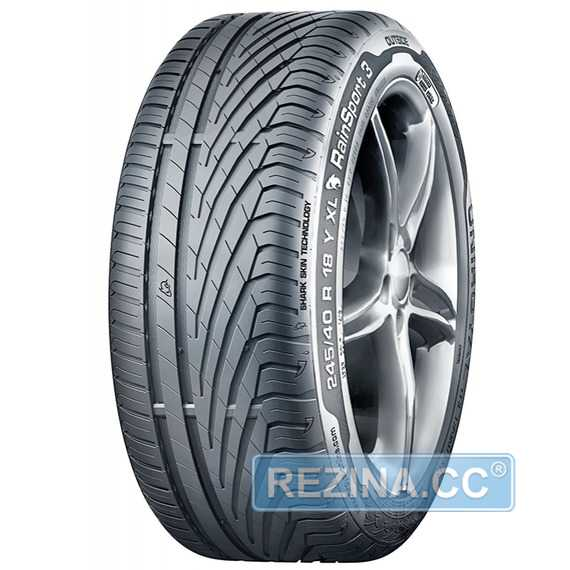 Купить Летняя шина Uniroyal RAINSPORT 3 205/45R17 88Y