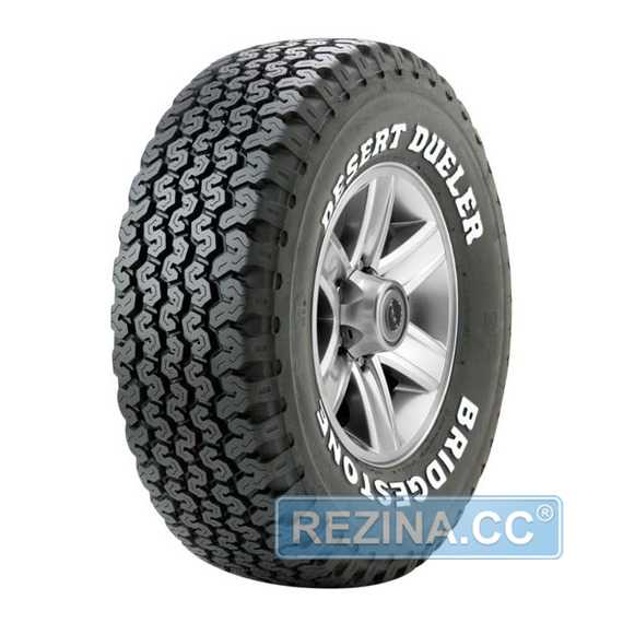 Всесезонная шина BRIDGESTONE Desert Dueler - rezina.cc