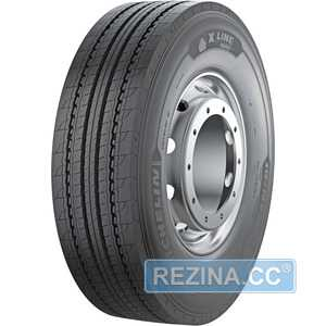 Купить MICHELIN X LINE ENERGY Z (рулевая) 315/70R22.5 156/150L