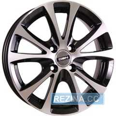 Купить TECHLINE 509 HB R15 W6 PCD4x114.3 ET45 DIA67.1