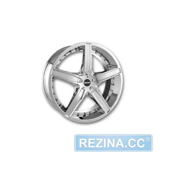 MKW () M-107 Chrome - rezina.cc