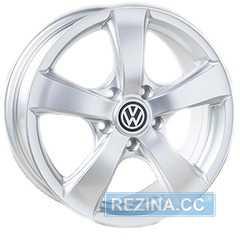 REPLICA Volkswagen JT 1040 Silver - rezina.cc