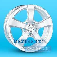 Купить REPLICA Hyundai JT 1040 Silver R16 W7 PCD5x114.3 ET45 DIA67.1