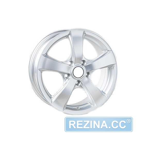 REPLICA Toyota JT 1040 Silver - rezina.cc