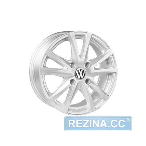 REPLICA Kia JT 2036 Silver - rezina.cc