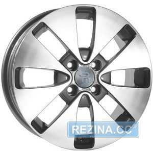 Купить REPLICA Hyundai AR 411 BM R15 W6 PCD4x100 ET48 DIA54.1
