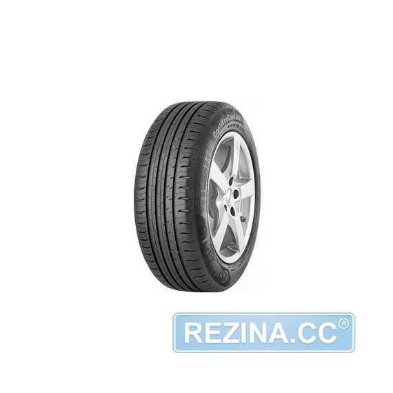 Летняя шина CONTINENTAL ContiEcoContact 5 - rezina.cc