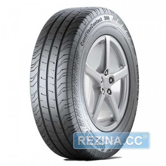 Купить Летняя шина CONTINENTAL ContiVanContact 200 225/55R17 101V