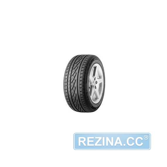 Летняя шина CONTINENTAL ContiPremiumContact - rezina.cc