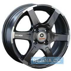 Купить VIANOR VR 2 FBKSF R15 W6 PCD5x112 ET47 DIA57.1