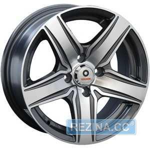 Купить VIANOR VR21 GMF R15 W6.5 PCD5x114.3 ET45 DIA73.1