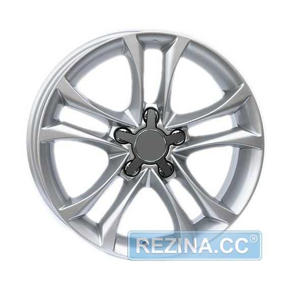 Wheels Factory WAU1 SILVER - rezina.cc