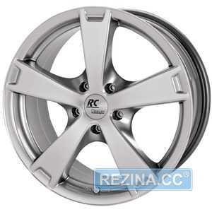 Купить RC DESIGN RC09 CSS1 R15 W7 PCD5x110 ET38 DIA72.6