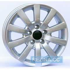 Wheels Factory WSD1 SILVER - rezina.cc