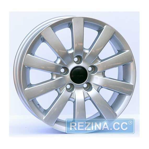 Wheels Factory WSD1 SILVER - rezina.cc