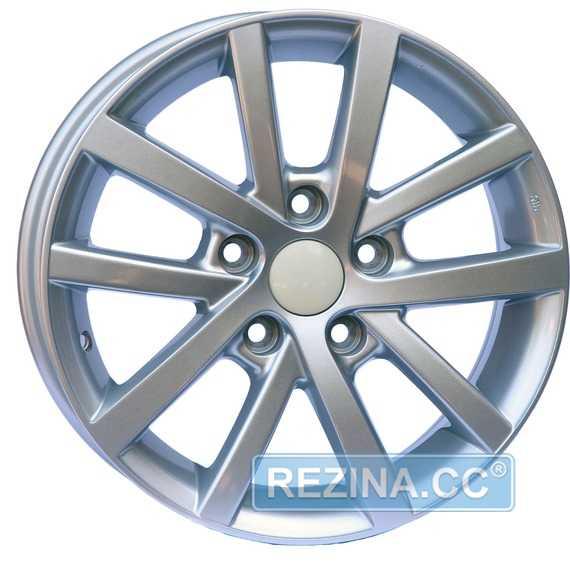 Wheels Factory WVS1 SILVER - rezina.cc