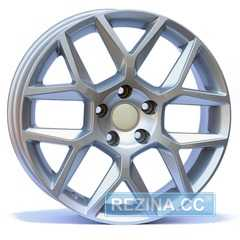 Wheels Factory WVS2 SILVER - rezina.cc