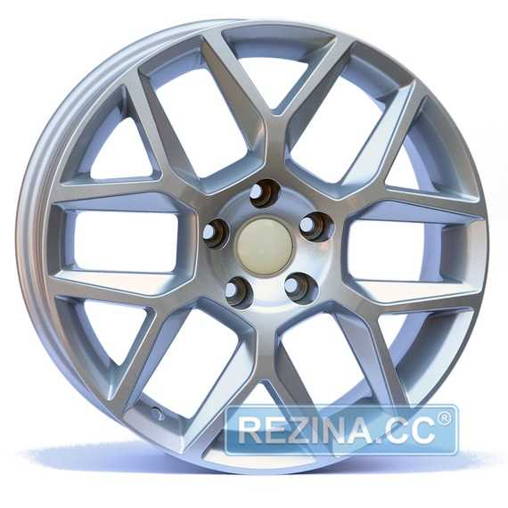 Wheels Factory WVS2 SILVER - rezina.cc