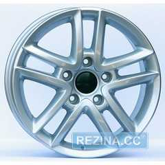 Wheels Factory WVS5 SILVER - rezina.cc